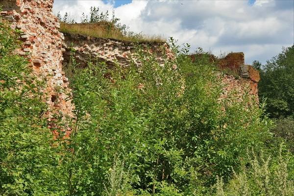 Старая тюрьма в крепости Орешек