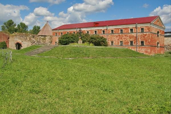 Новая тюрьма в крепости Орешек