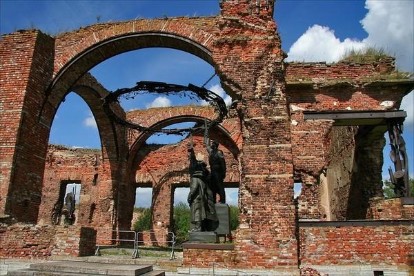Мемориал защитникам крепости «Орешек»