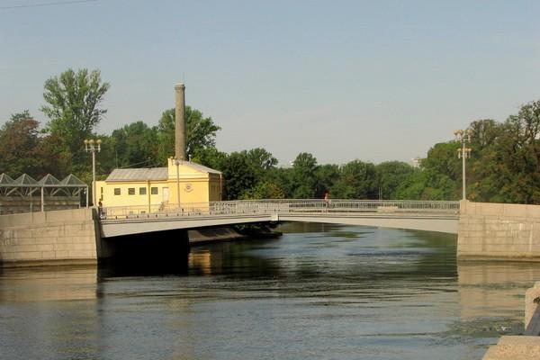 Ждановский мост