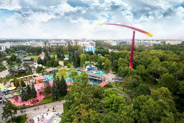 Парк «Диво-Остров»