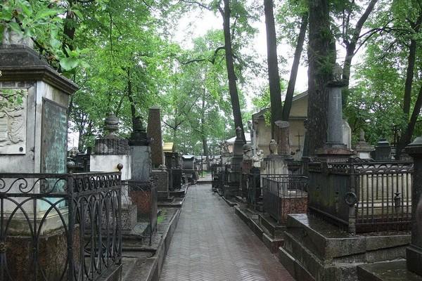 Первое Лазаревское кладбище