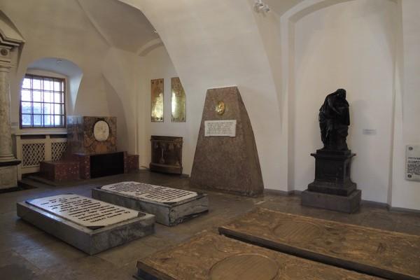 Благовещенская церковь-усыпальнице
