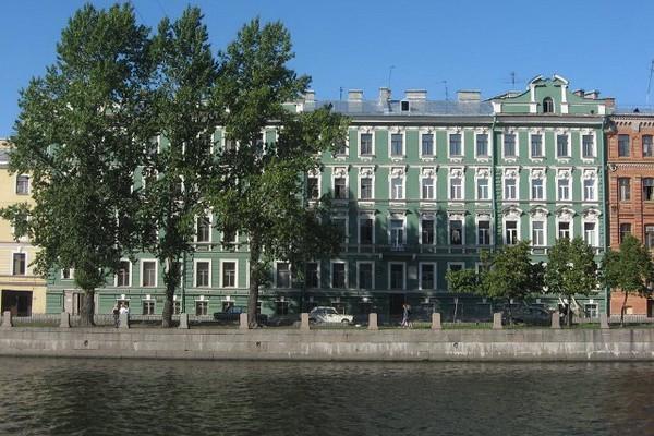 Дом родителей Александра Пушкина на Набережной Фонтанки
