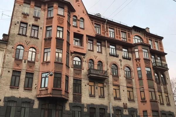 Доходный дом купца Константина Капустина