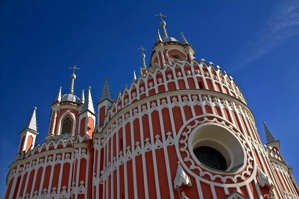 Чесменская церковь