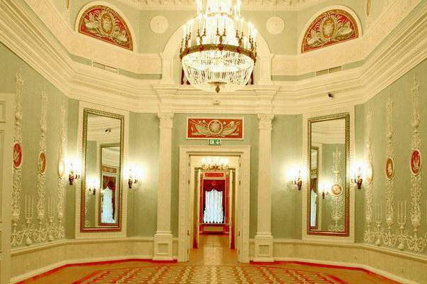Дворец Разумовского на Мойке