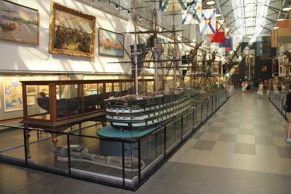 Центральный военно-морской музей