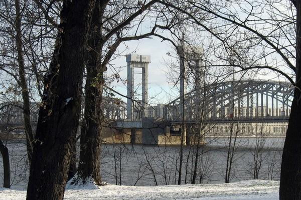 Финляндский железнодорожный мост