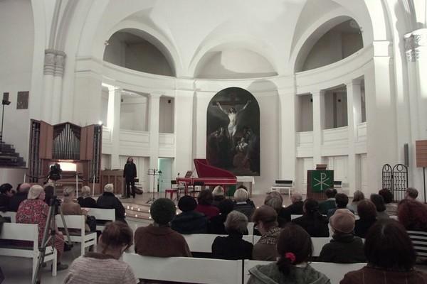 Лютеранская церковь Петра и Павла