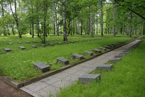 Пискаревское мемориальное кладбище
