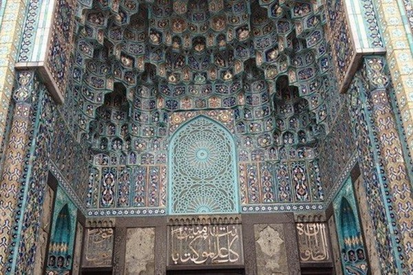 Санкт-Петербургская соборная мечеть