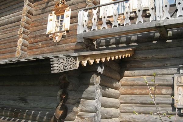 Дом крестьянина Е.А. Костина