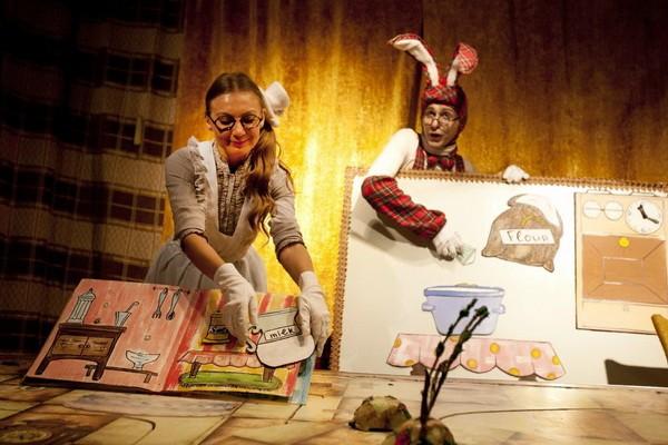 Интерактивный кукольный театр Karlsson Haus