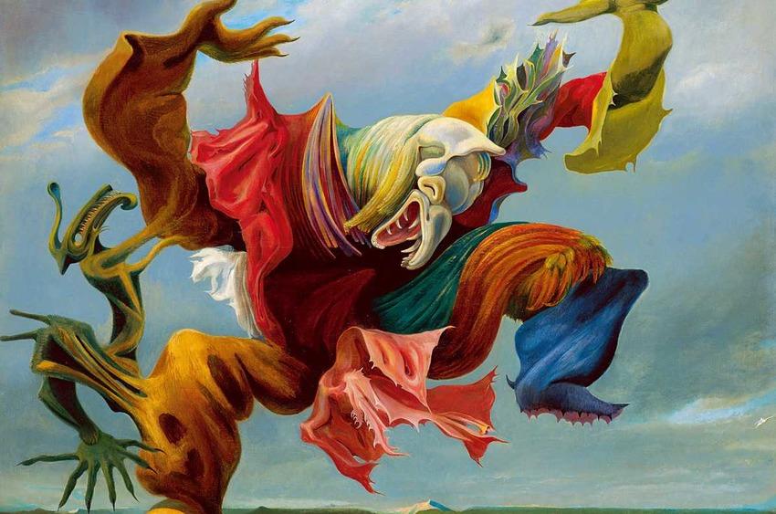Выставка «Сюрреализм и книга. Из собрания М.И. Башмакова»