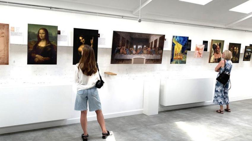 Выставка «От Мунка до Босха. Самые загадочные картины мира»