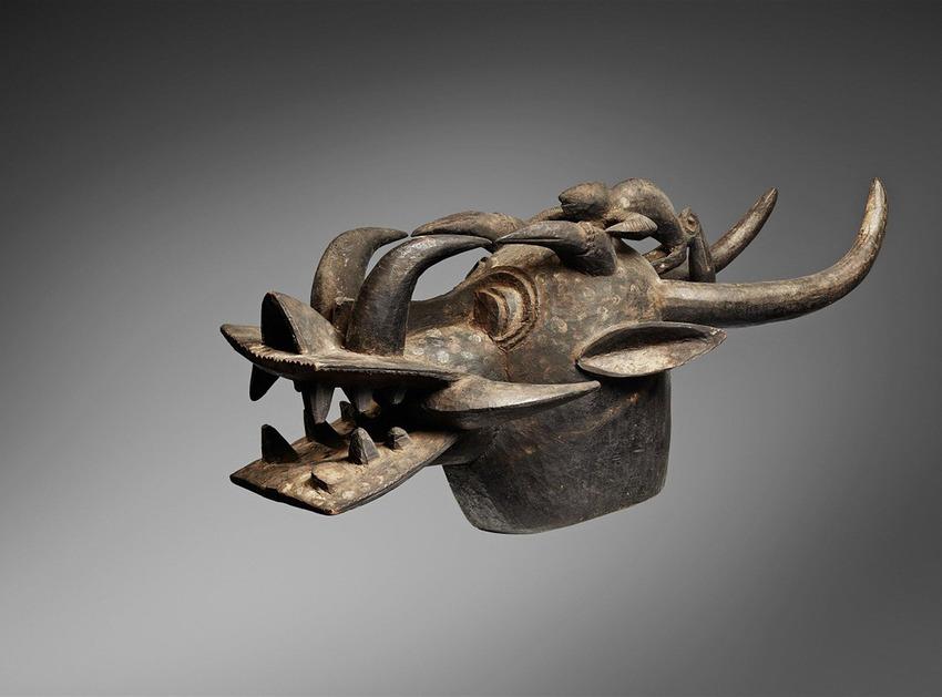 Выставка «Трансфигурации. Маски Африки XIX-XX веков»