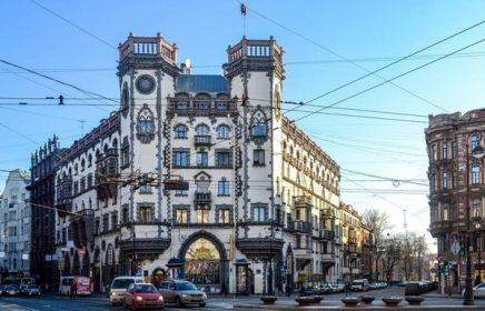 10 самых красивых домов Санкт-Петербурга