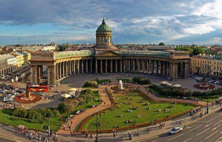 Обзорная автобусная экскурсия по Санкт-Петербургу с посещением Петропавловской крепости