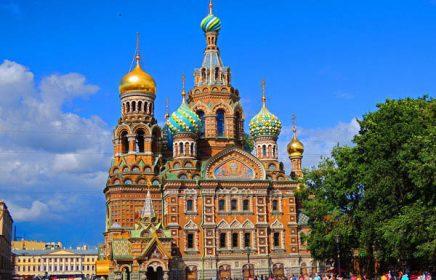 Обзорная автобусная экскурсия по С.-Петербургу с посещением Эрмитажа
