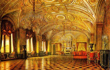 Залы Эрмитажа (индивидуальная экскурсия, посвященная интерьерам музея)