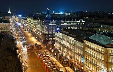 Экскурсия «Крыши Невского проспекта»