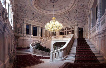 Экскурсия в княжеские жилые покои Юсуповского дворца на Мойке