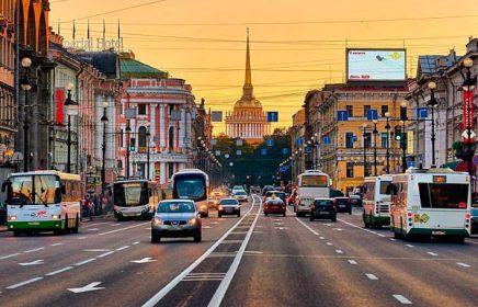 Путешествие по Невскому проспекту