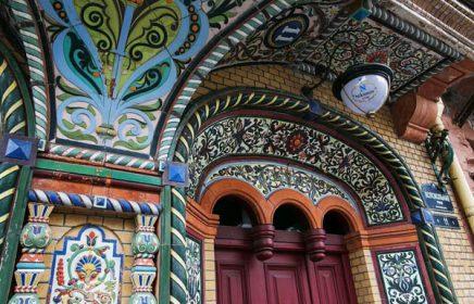 Пешеходная экскурсия «Ускользающий мир петербургских дворов и парадных». Ощутить дух прошлого в интерьере жилых домов и двориках-колодцах
