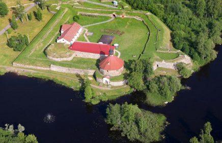 Крепость-музей Корела