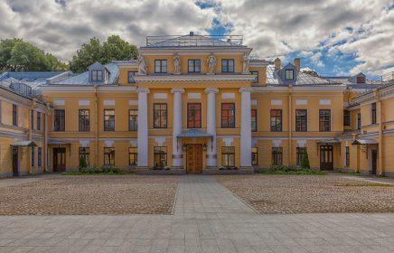 Дворец Бобринских
