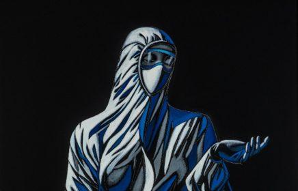 Выставка «Айдан Салахова. Из цикла «Новые святые»
