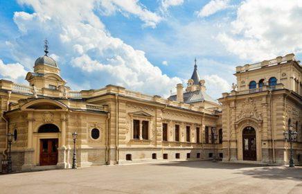 Алексеевский дворец (дворец великого князя Алексея Александровича)