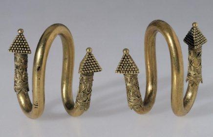 Постоянная экспозиция Эрмитажа «Античные ювелирные изделия»