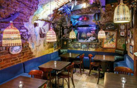 Арт-кафе Санкт-Петербурга