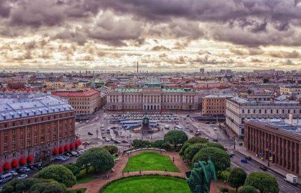 Места для фотосессий в Санкт-Петербурге