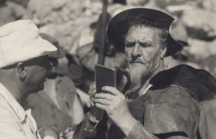 Выставка «Дон Кихот. Глава, в которой…»