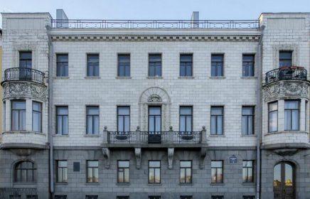 Дворец великого князя Михаила Александровича