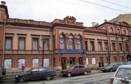 Дворец великой княгини Ольги Александровны (особняк Барятинских)