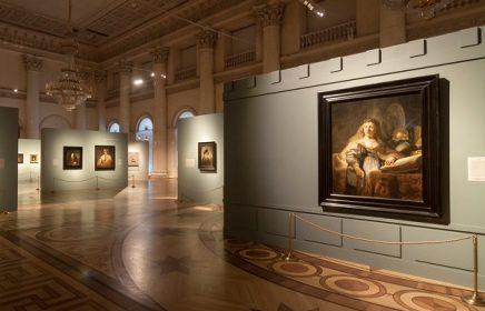 Онлайн-выставка «Эпоха Рембрандта и Вермеера. Шедевры Лейденской коллекции»