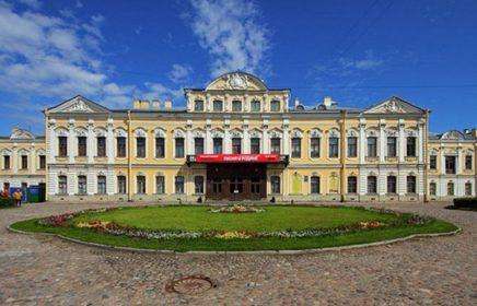 Фонтанный дом, музей А. Ахматовой