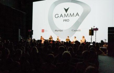Фестиваль Gamma 2019