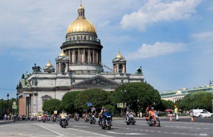 Мотофестиваль St.Petersburg Harley®Days 2019