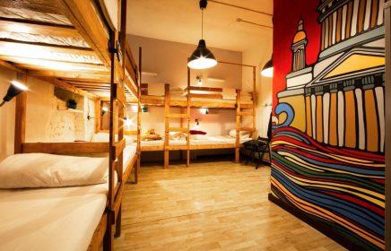 14 лучших хостелов в центре Санкт-Петербурга: самые уютные, оригинальные и недорогие