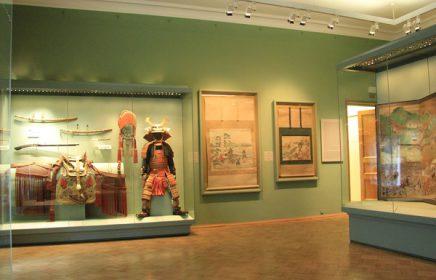 Постоянная экспозиция «Искусство Японии XIV-XX вв.» в Эрмитаже