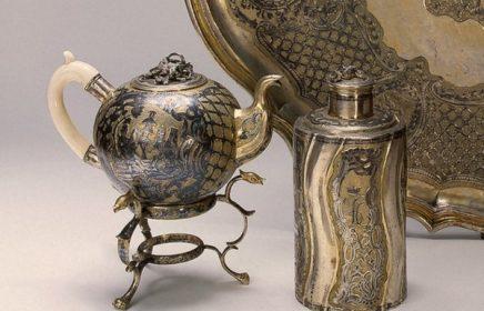 Коллекция Эрмитажа «Изделия из драгоценных металлов XVI-XX вв.»