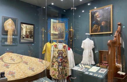 Выставка «Католицизм: вероучение и культ»