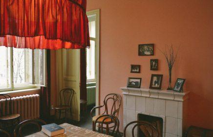 Выставка «Мемориальная квартира Анны Ахматовой»