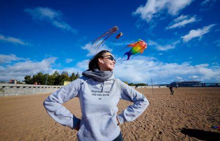 Х Фестиваль воздушных змеев «Летать легко!»