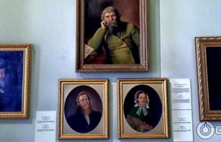 Постоянная экспозиция Михайловского замка «Лица России. Портретная галерея Русского музея»